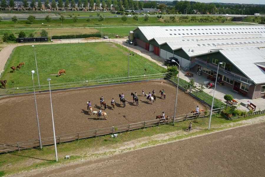 Manege-Meers-paarden-centrum