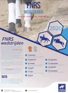 FNRS wedstrijd
