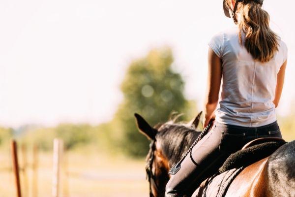 paardrijden voor volwassenen